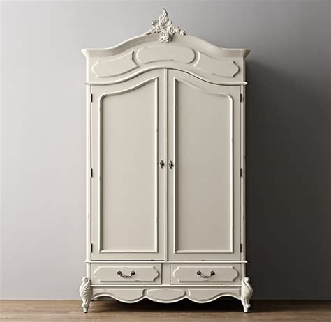 Door Armoire by Marielle Armoire With Wood Doors