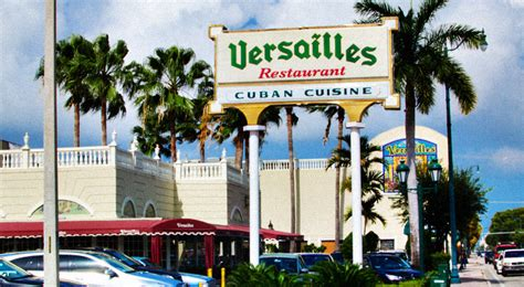 cuisine versailles versailles cuban restaurant exile landmark in miami turns