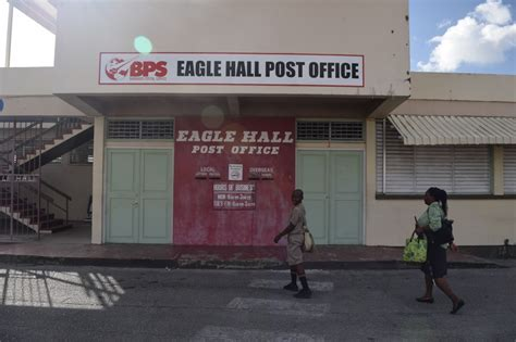 Eagle Post Office by The Post Offices Of Barbados Barbados Sts