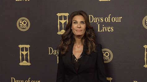 Days Of Our Lives Wardrobe by Kristian Alfonso Carpet Style At Days Of Our Lives 50 Anniversary