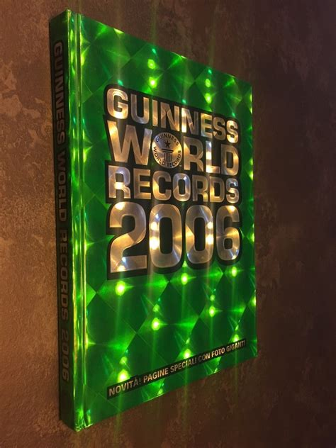 guinness world records 2006 libro dei record in italiano edizione 2006 eur 10 00 picclick it