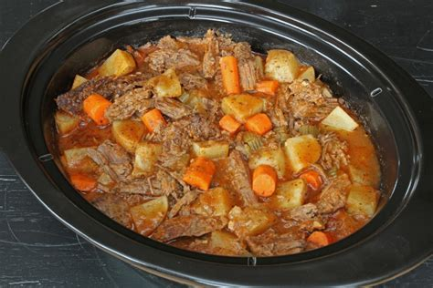 no prep cooker easy few ingredient meals without the browning sauteing or pre baking books cooker pot roast freezer meal thriving home