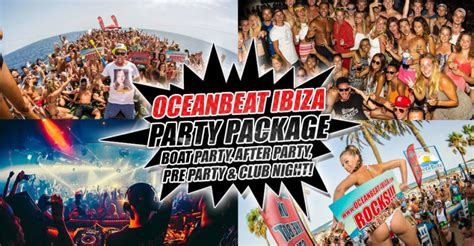 ibiza boat party pictures pictures party package oceanbeat ibiza boat party