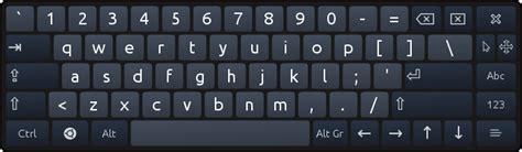 imagenes teclado virtual eskubuntu onboard teclado en pantalla para kubuntu