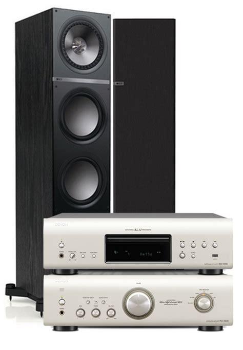 Kef Q100 Paket 7 1 2 Dolby Atmos Home Theater Speaker Sln Jbl Q B W Fo kef q 900 denon pma 1520 dcd 1520 hifi regler
