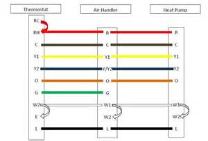 heat reversing valve diagram heat wiring diagram free