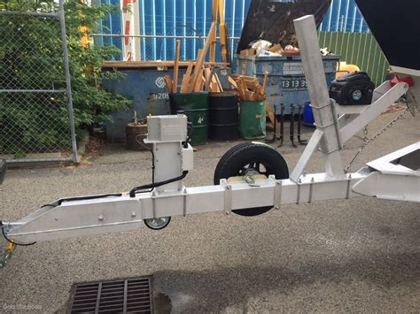 boat trailer for sale perth new goldstar aluminium boat trailer for sale boat
