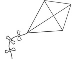 Kite Outline Picture by Lowercase K Printing Worksheet Trace 1 Print 1
