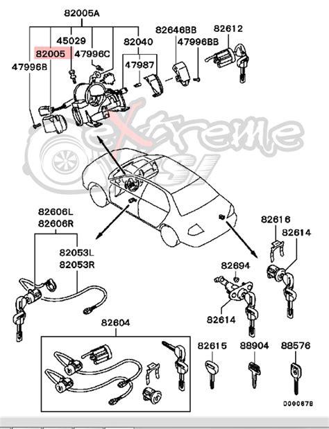 2003 mitsubishi lancer wiring diagram efcaviation