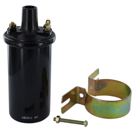 wc wd abc011 6 volt distributor coil for allis chalmers b c