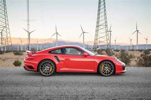 Porsche 911 Turbo S 2017 Porsche 911 Turbo S Test Review The Weapons