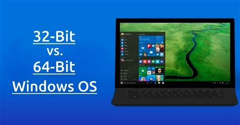 windows 64 bit vs 32 bit learn how to quickly find out how 32 bit vs 64 bit windows os what is the difference how