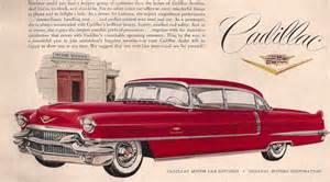 Cadillac Advertisements Vintage Advertising Of The Cadillac