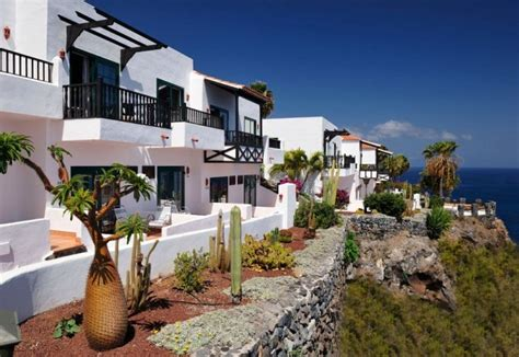 la gomera hotel jardin tecina hotel jardin tecina in playa de santiago la gomera