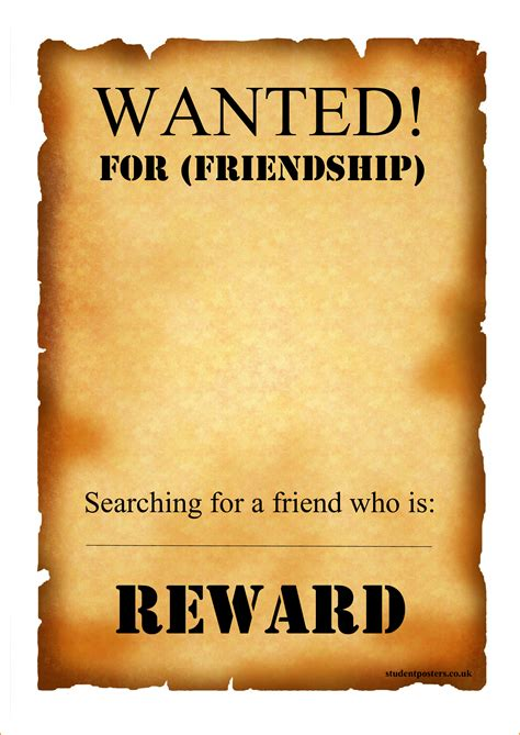 wanted poster template free wanted poster template free blank wanted poster template