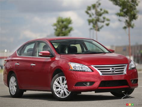 2014 Nissan Sentra Review by 2014 Nissan Sentra Sl Review Car News Auto123
