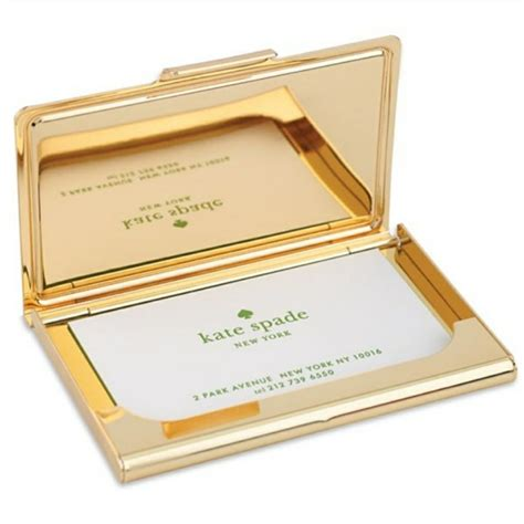 Kate Spade Business Card kate spade kate spade lennox business card holder from