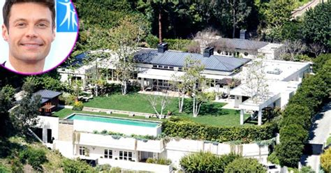 celebrity houses ryan seacrest celebrity real estate us weekly