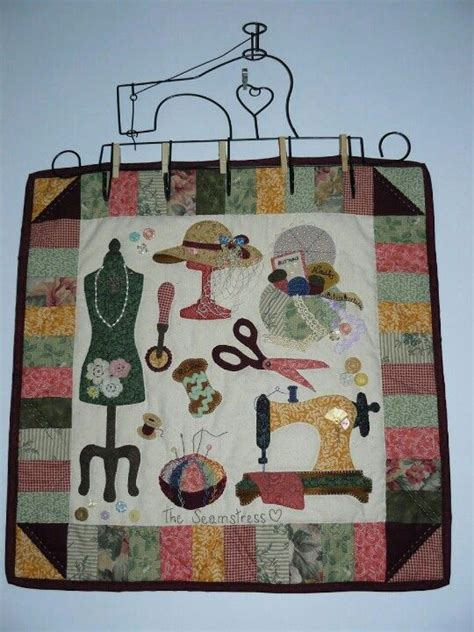 wall for sewing room sewing room wall hanging quilting sewing theme