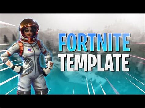 fortnite thumbnail template fortnite thumbnail template free doovi