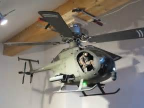 boeing hughes ah 6 bird helicopter ceiling fan