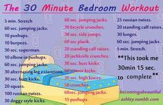 Bedroom Workout I I I Workout On Exercise Smaller Waist