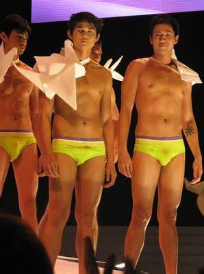 bench underwear male models bench men s underwear models on the runway famewatcher
