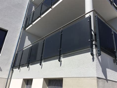 treppengeländer bausatz edelstahl balkongel 228 nder edelstahl glas balkongel nder edelstahl