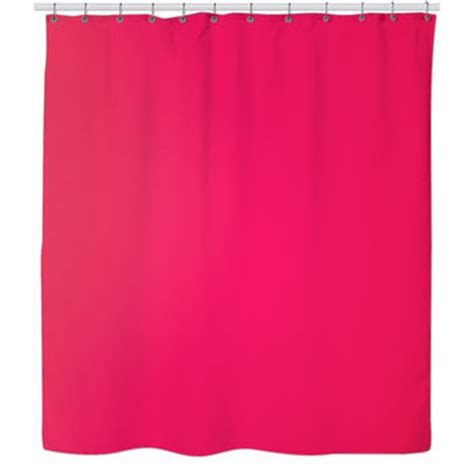 hot pink shower curtains shop hot pink shower curtain on wanelo