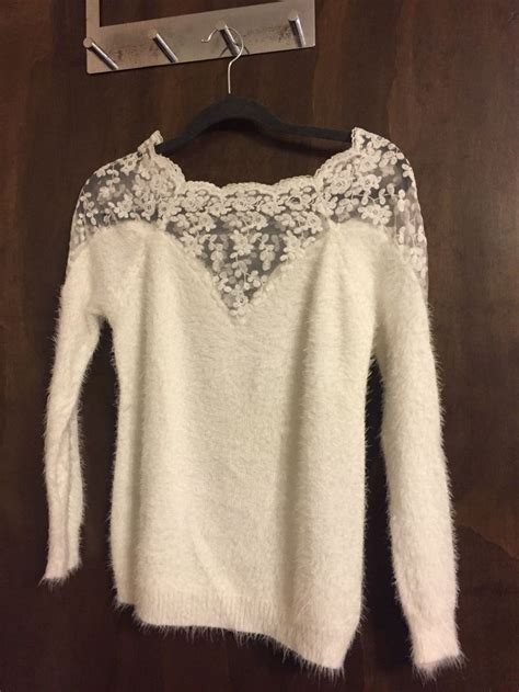 lace insert boat neck mohair sweater best 25 lace insert ideas on pinterest diy clothes with