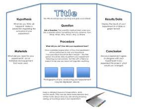 science fair poster board template exles of science projects science project ideas