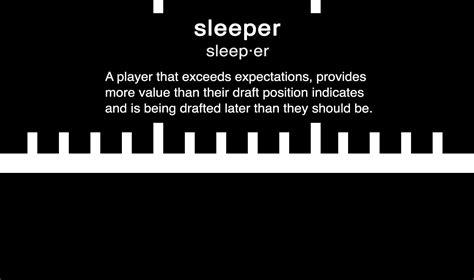 Week 1 Sleepers by Top Dfs Football Sleepers For Week 1 And Beyond