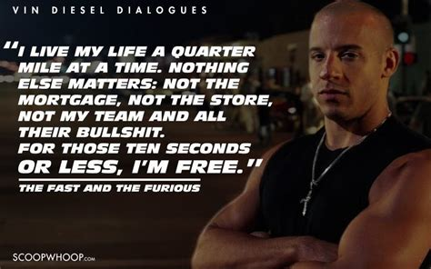 fast and furious dialogues 12 vin diesel dialogues that prove he s hollywood s