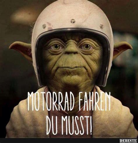 Motorrad Fahren Lustig by Yoda Motorrad Fahren Debeste De Lustige Bilder Lustig Foto
