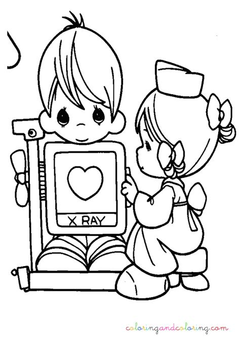 preschool coloring pages nurse free coloring pages of nurse hat template