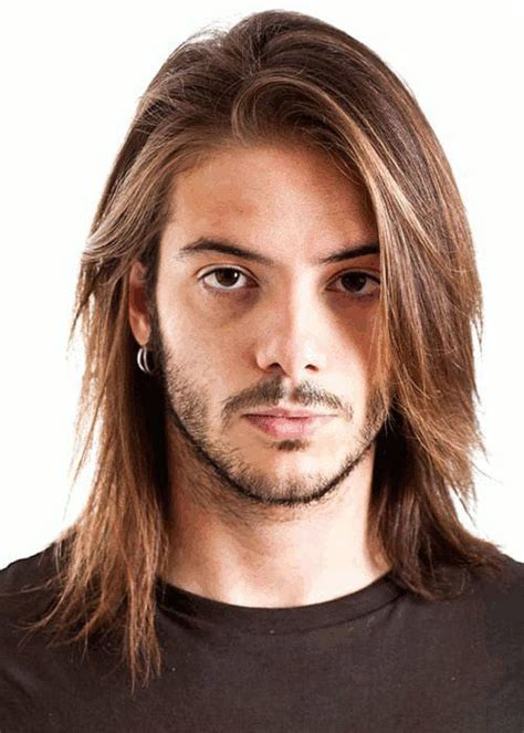 20 cool men with long hair mens hairstyles 2018