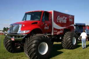 coke monster truck coke photo 2201463 fanpop