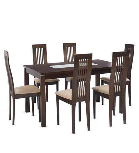 6 Dining Room Chairs Cheap by 20 Inspirations Cheap 6 Seater Dining Tables And Chairs