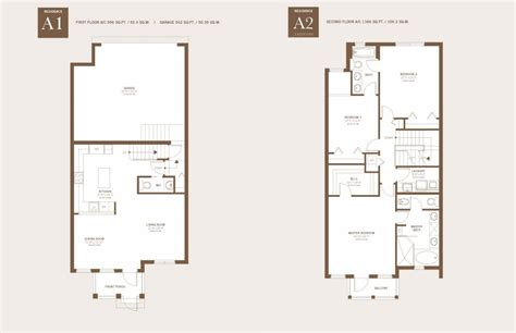 townhomes floor plans townhomes at downtown doral new houses for sale