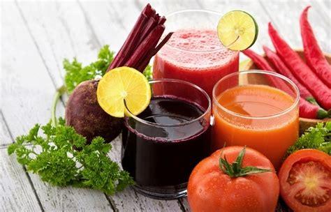 vegetables juice juicing or bad