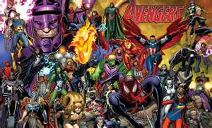 All Marvel All New All Different Marvel Inside Pulse