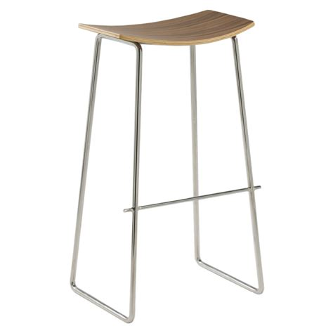 modern bar stools tesla bar stool eurway furniture - Minimalist Bar Stools