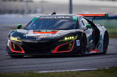 acura race car 7 cool facts about the acura nsx gt3 motor trend