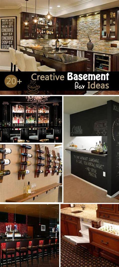 creative basement ideas 20 creative basement bar ideas creative bonus rooms