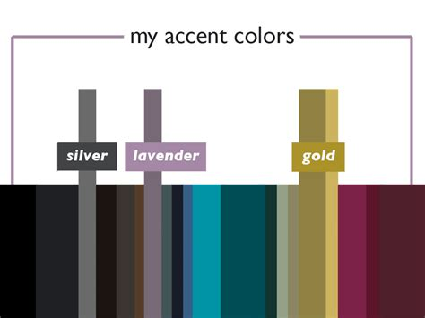 accent color color in your closet seamwork magazine