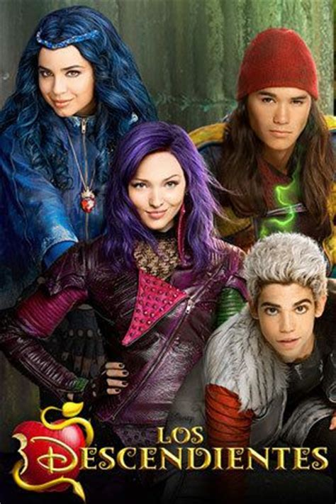 descendants i don t know why it is written descendants los descendientes