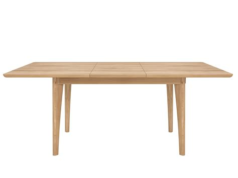 Table Chene Extensible by Table Extensible Osso En Ch 234 Ne D Ethnicraft