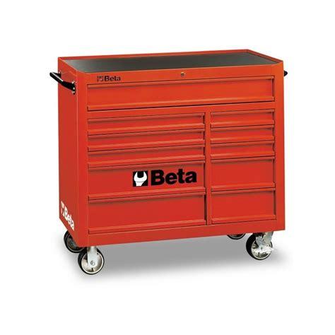 cassettiere per attrezzi cassettiera porta attrezzi 11 cassetti rosso beta c38 r