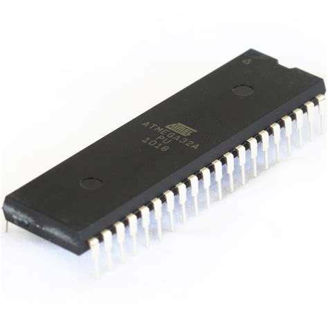 Atmega32 Atmega 32 Pu atmega32a pu atmel 8 bit 32k avr microcontroller protostack