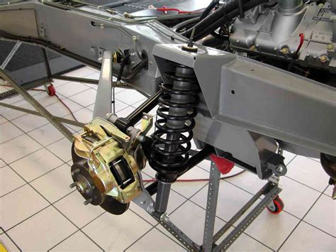 suspension system cars simplified